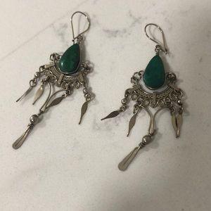 Unique Handmade Silver Earrings